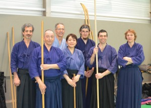 Stage Nobutoshi Mâcon 2015